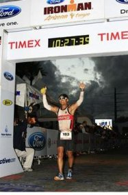IMAZ Finish Photo