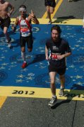 Boston Marathon - 13.1