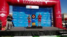 Phoenix Marathon Podium
