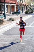 Phoenix Marathon - Mile 20