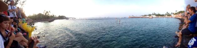 Swim start 2