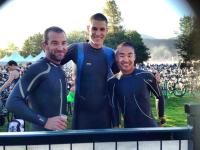 Ironman Canada - Swim