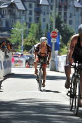 End of bike