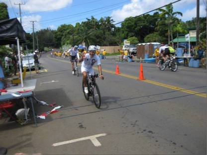 Hawi turnaround