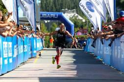Run finish