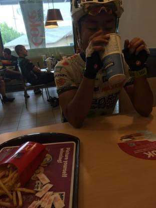 McDonalds at mi 175
